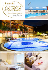 Diamond resort Naxos